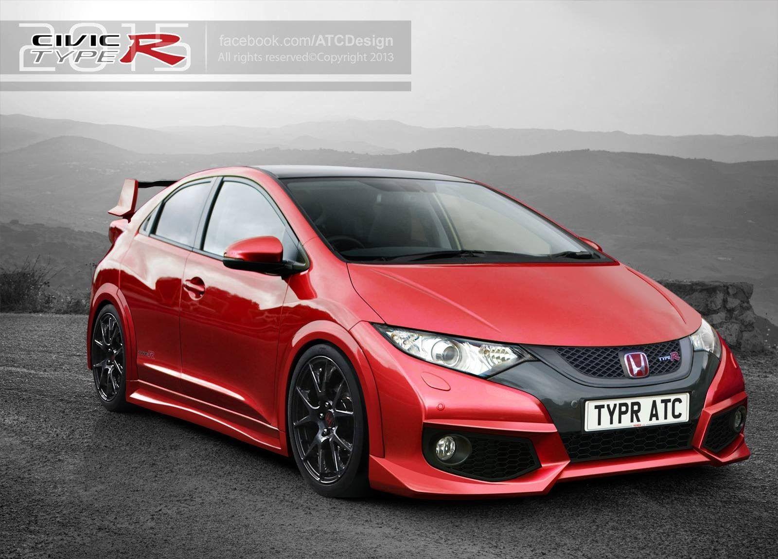 Honda News CIVIC TYPE R RUMORS