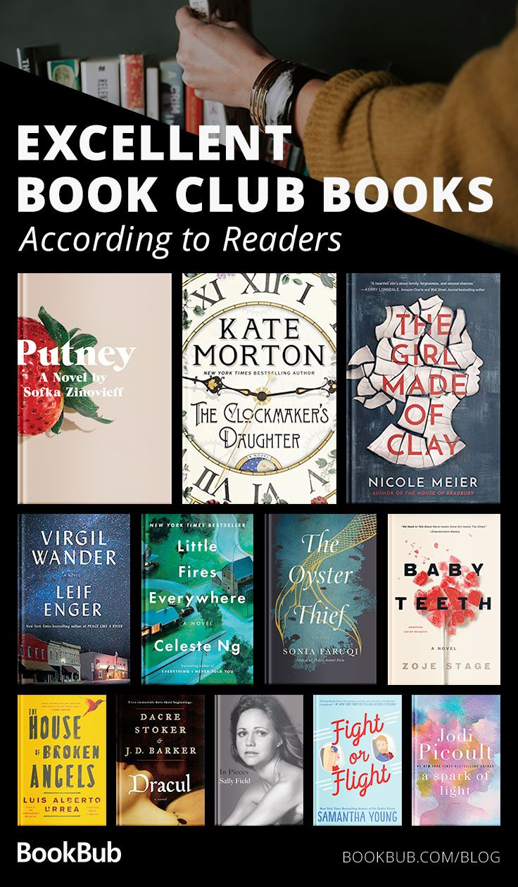 13 Books You Don't Want to Miss, According to Readers is part of Book club books, Book club reads, Best books to read, Good books, Book club recommendations, Book recommendations - We've rounded up the top recommendations from BookBub members this month