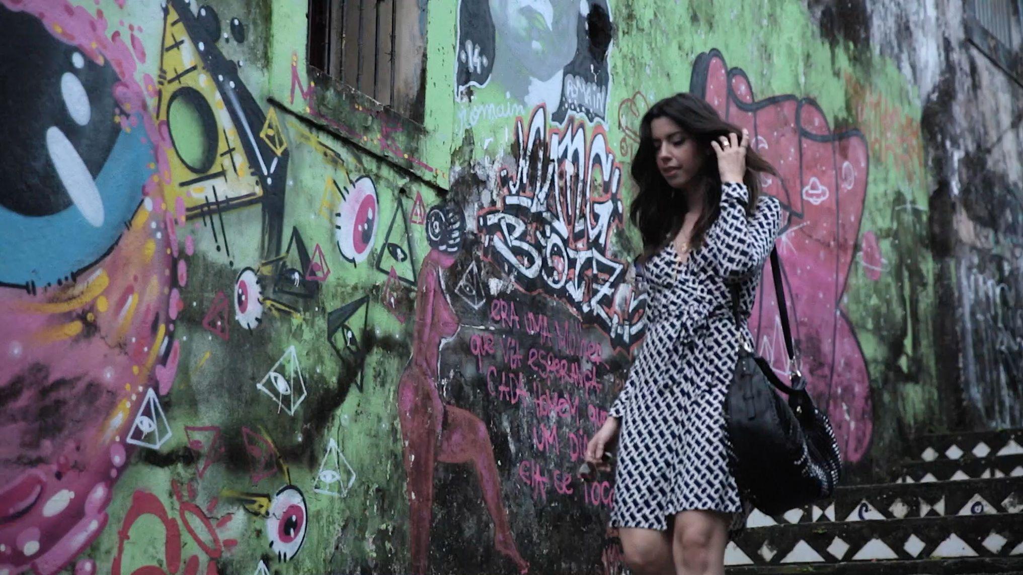 Camila Coutinho's Journey of a Dress