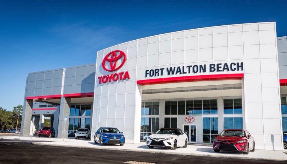 Breaking News We Re Thrilled To Announce That We Are Now Open At Our New Location Visit Us At 777 Beal Parkway And Get Ready Fo Fort Walton Beach Toyota Fort