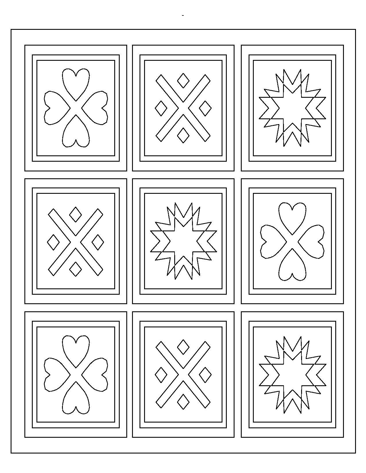 Fresh Coloring Pages Quilt Free Coloring Pages For Free Free