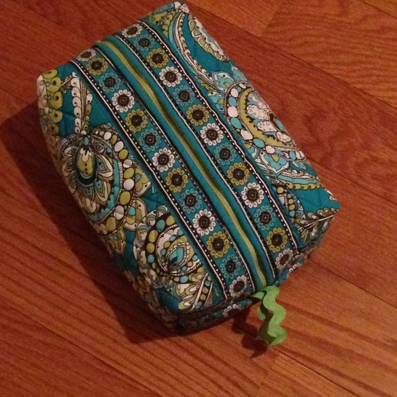 2d97631444fe Bag from Placemat   bags   Sewing makeup bag, Bags, Zipper bags