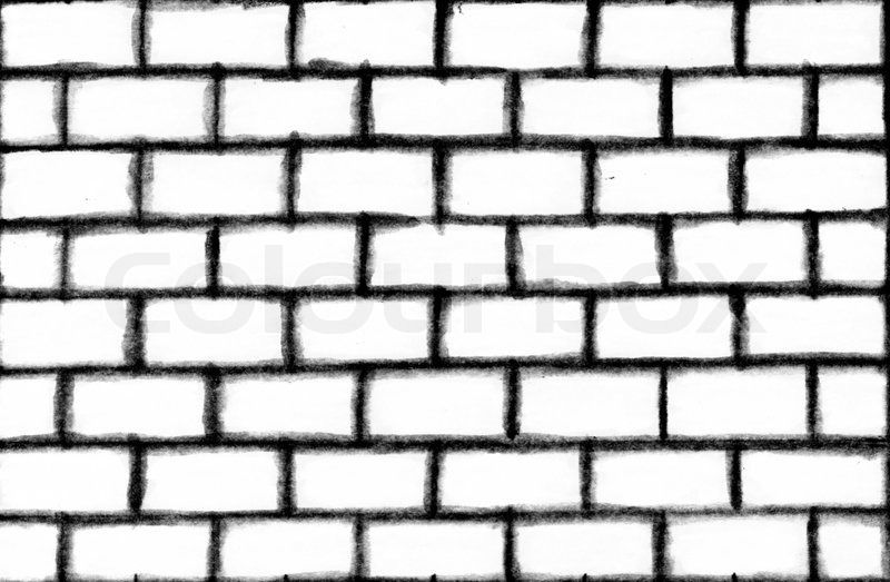 Pin By Toribeth On Coloring Pages White Brick Walls Brick Wall