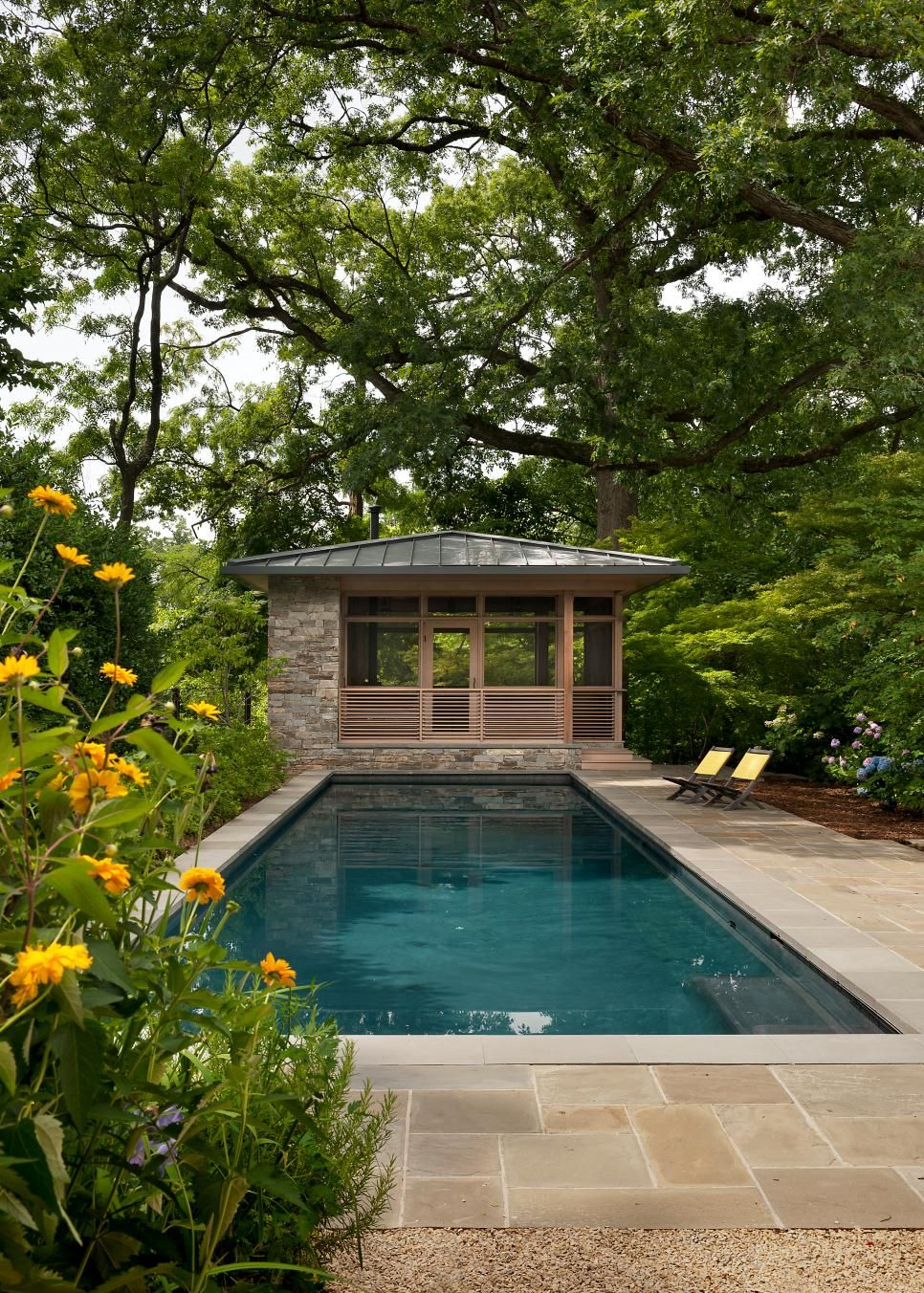 Amazing Pool Houses