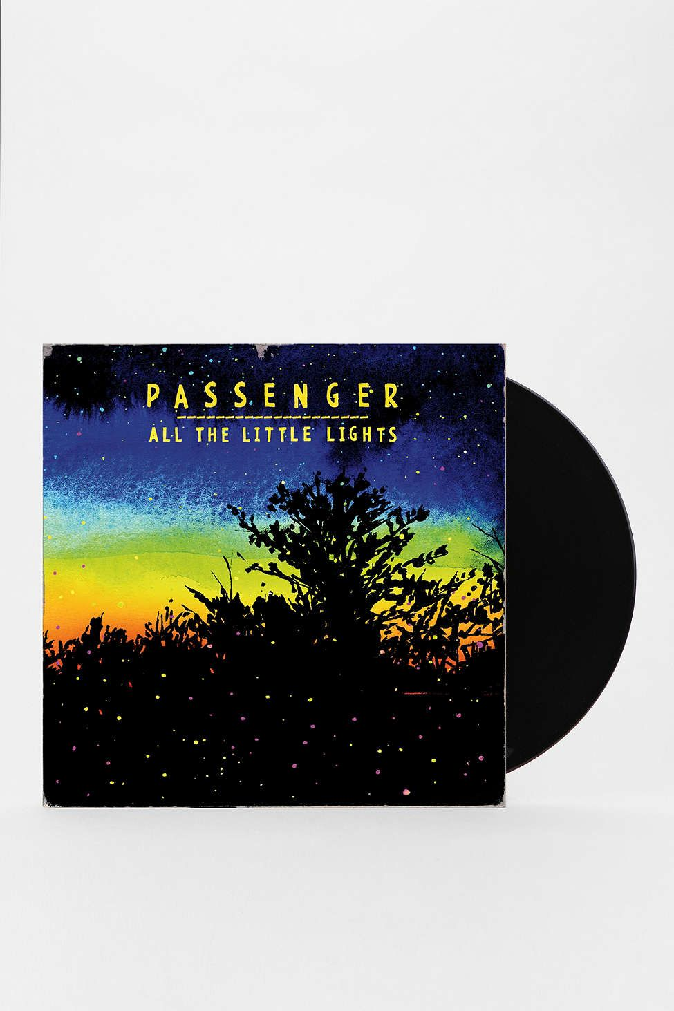 Passenger All The Little Lights Lp Vinyl Music Vinyl Vinyl Records