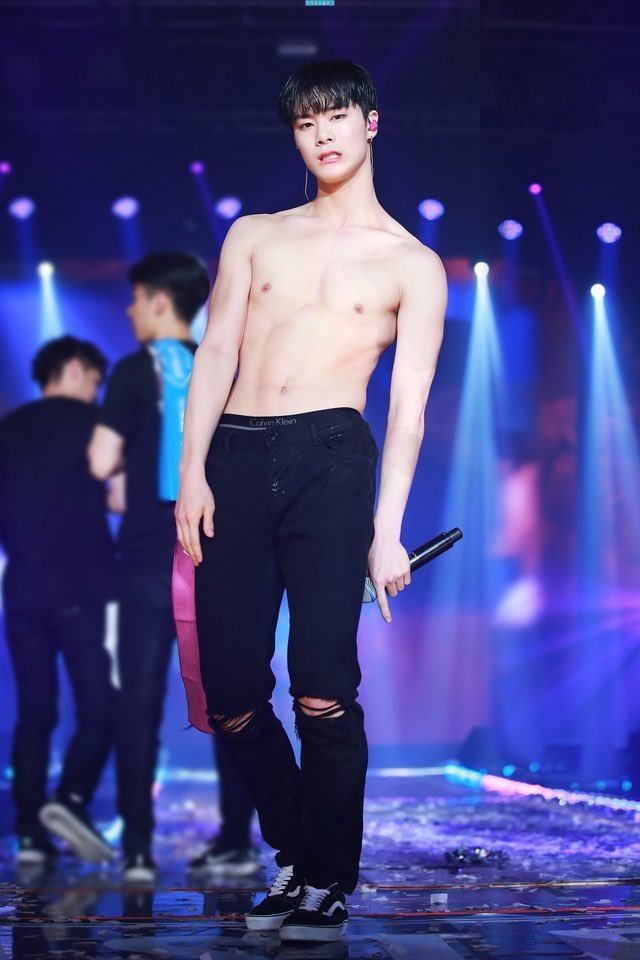 Image result for eunwoo astro abs