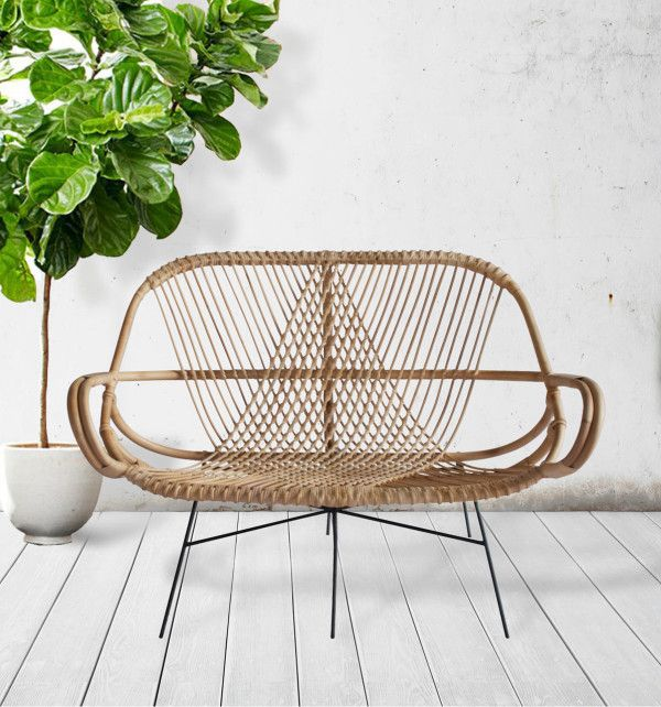 Modern Handwoven Rattan Chairs From Wend Outdoor Furniture