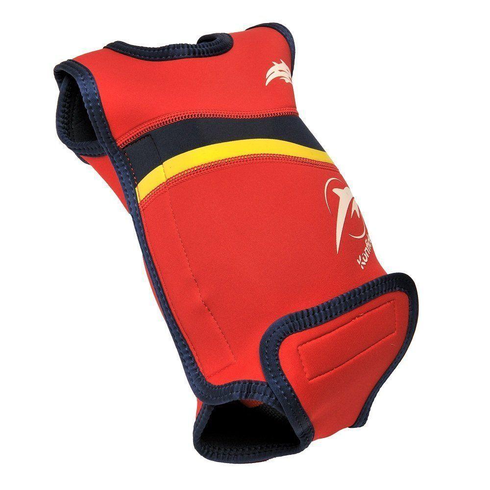 Konfidence Baby Warma Mini Wetsuit Babywarma Various Designs Red Wave Baby Wetsuit Kayaking Gear