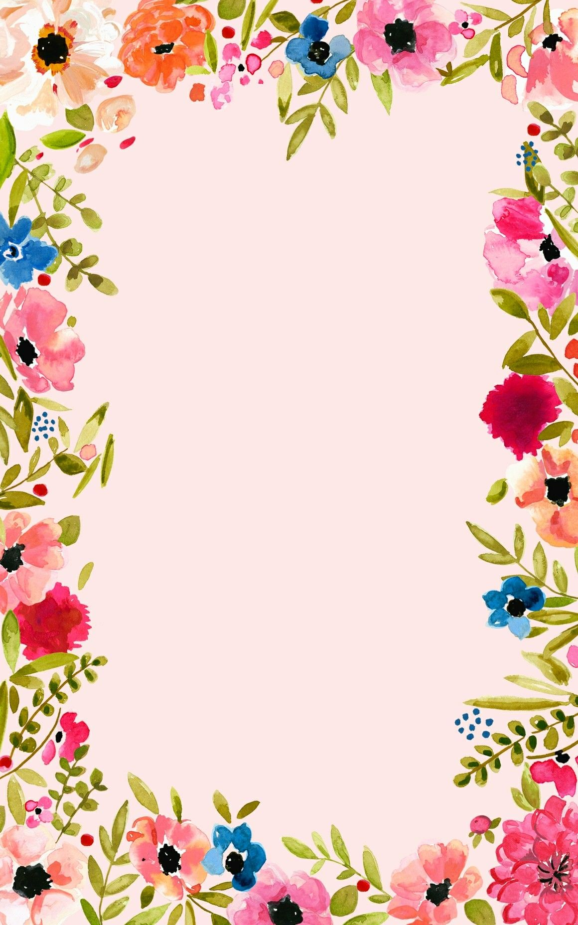 Pin Pink Blossom Wallpaper In 2019
