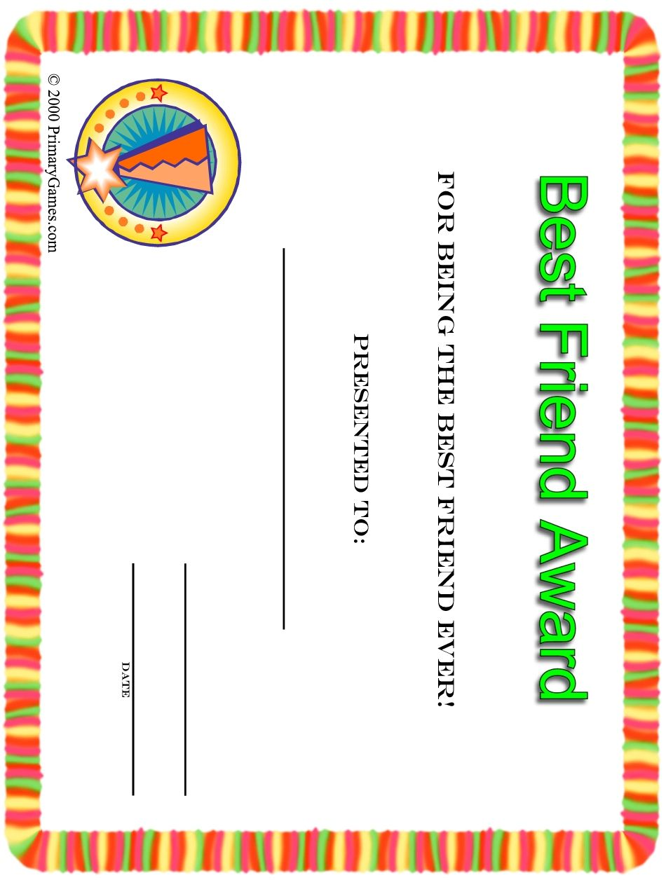 worksheet Friendship Worksheets friendship coloring pages free from primarygames com