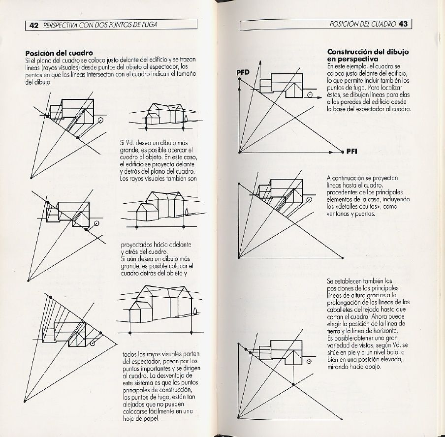 La Perspectiva En El Dibujo Mark Way Pdf Document Perspectiva Como Dibujar En Perspectiva Clases De Dibujo En Perspectiva