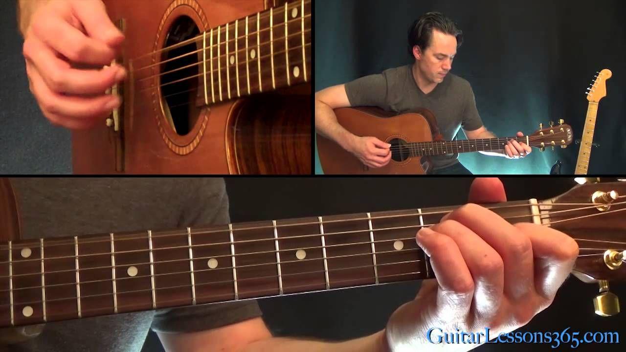 Take Me Home Country Roads Guitar Lesson John Denver Guitar Lessons Acoustic Guitar Guitar