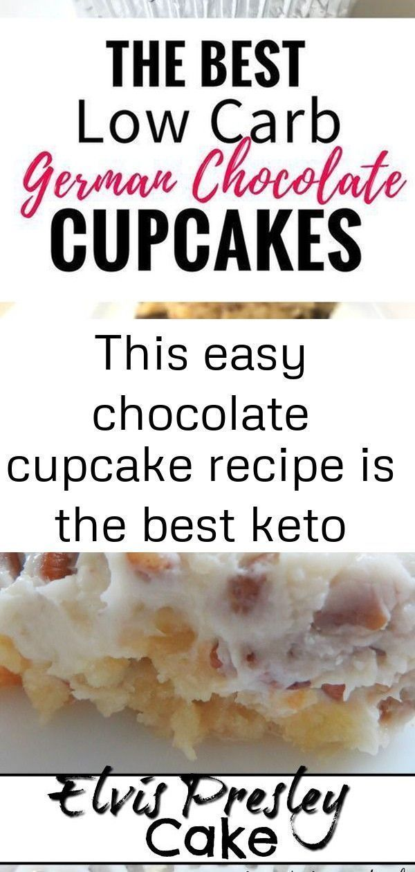 This easy chocolate cupcake recipe is the best keto friendly dessert recipe. this cupcake recipe u 4 #elvispresleycakerecipe This easy chocolate cupcake recipe is the best keto friendly dessert recipe. This cupcake recipe uses all keto diet approved ingredients Elvis Presley Cake also know as Jailhouse Rock Cake is afamily favorite. So simple and easy to make. Amazingly delicious! #ElvisPresleycake #easydessertrecipe #simplecakerecipe #cakemixdessert You should make this Chewy Brown Sugar Choc #elvispresleycakerecipe