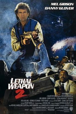 Danny Glover Lethal Weapon Color 24X36 Poster Print