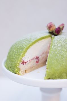 Raw vegan Swedish princess cake — Happy Health blog Raw prinsesstårta !!