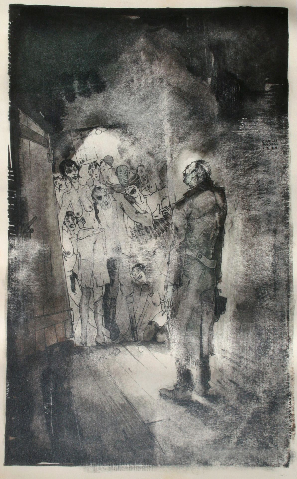 """My Return"" by Karlis Padegs (1934)"