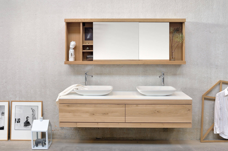 badezimmer möbel eiche  badezimmer holz badezimmer