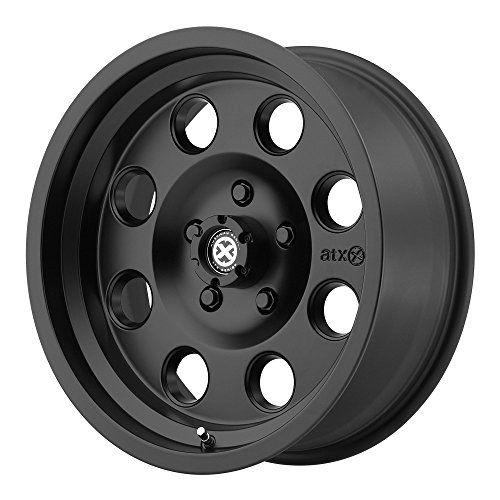 Atx series ax199 mojave ii satin black wheel 17x85x1143mm 00mm atxblack rhinodeegan offroadxd series black custom wheels and custom rims fast shipping sciox Images