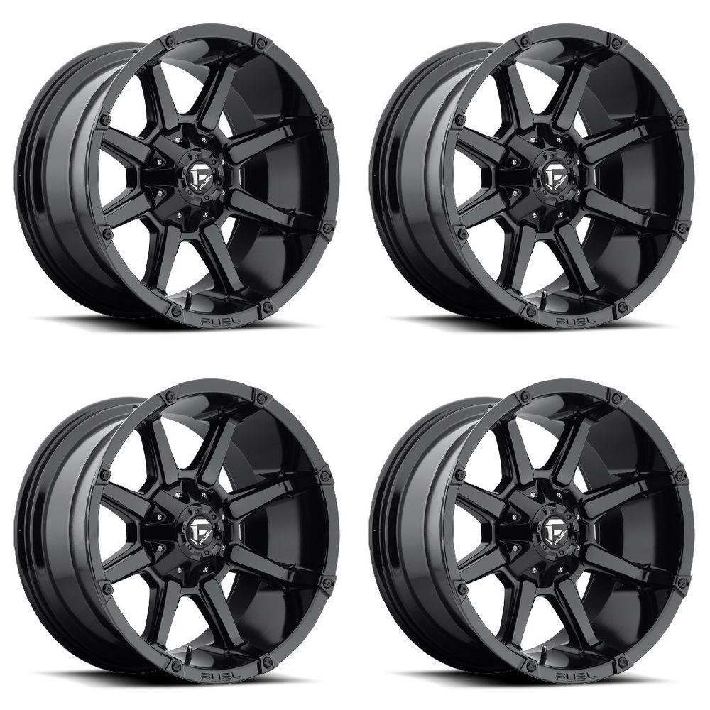 """18/"""" Vision 419 Split Black Machined Wheel 18x9 5x5 12mm Jeep GMC Chevy 5 Lug Rim"""