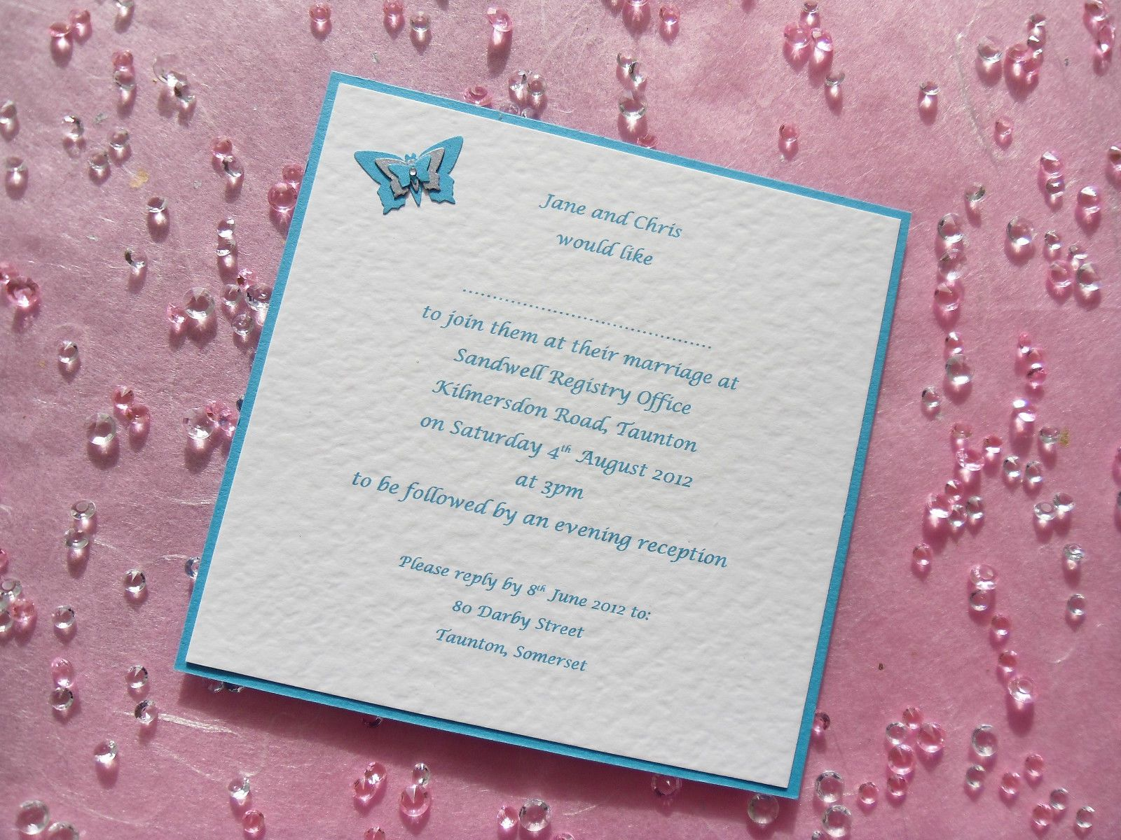 wedding stationery free samples uk - Picture Ideas References