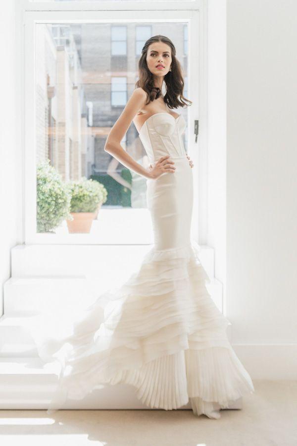 Brautmode-Trends 2016: Das sind die schönsten Braut-Looks des Jahres ...