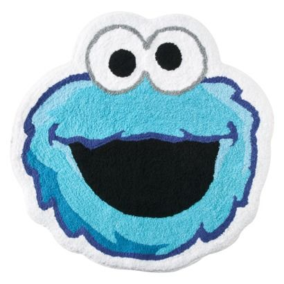 Sesame Street Bath Rug 24x25 Want The Elmo One More But This Is Cute Too Mh