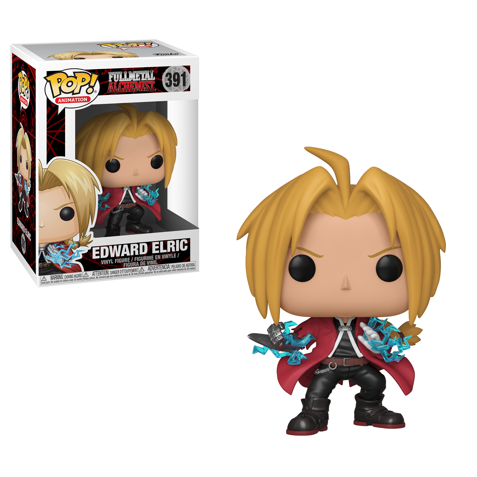 Funko POP Fullmetal Alchemist Anime: Winry Rockbell #394 IN STOCK Animation