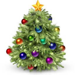 Create A Beautiful Christmas Tree Icon In Photoshop Iconfinder Blog Christmas Icons Christmas Tree Sale Holiday