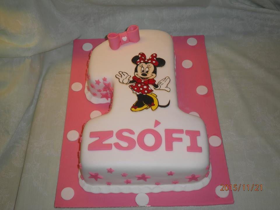 1 éves szülinapi torta zsófi 1 éves torta | Torták | Pinterest 1 éves szülinapi torta