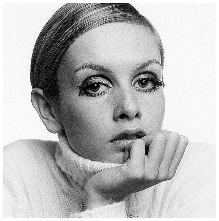 Twiggy, The First Super Model, The One Who Defined The