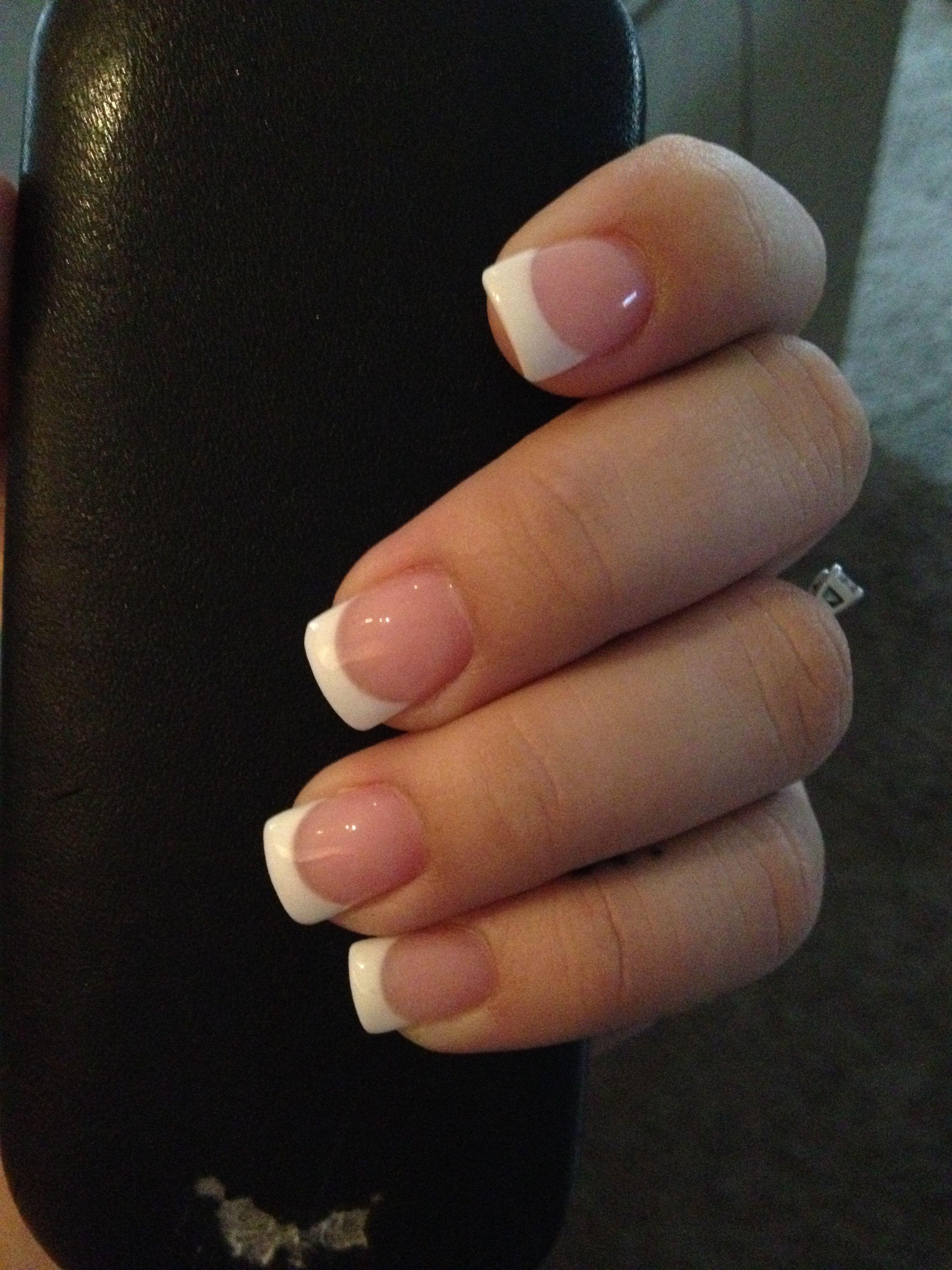 Short pink and white. Love my nails <3 | Moda | Pinterest | Shorts ...