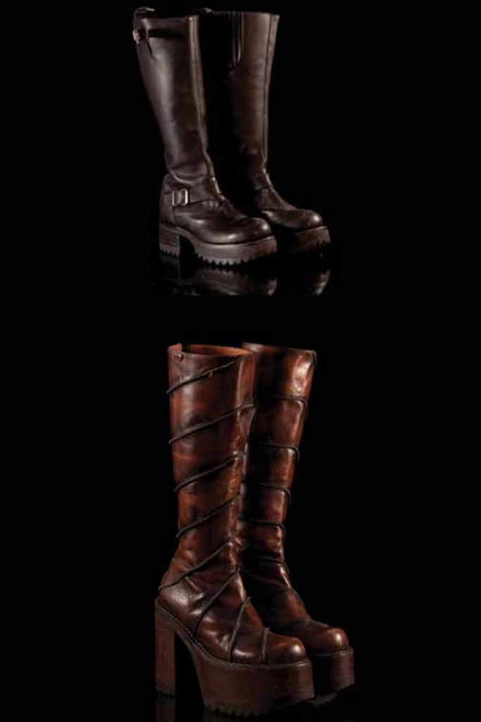 fd44f3215bb Ginger Spice brown Buffalo Boots
