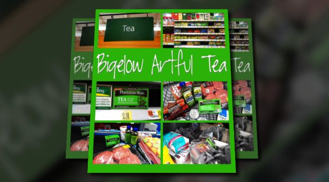 'My Artful Tea with Bigelow Plantation Mint' - created with Animoto. Click to watch the video!