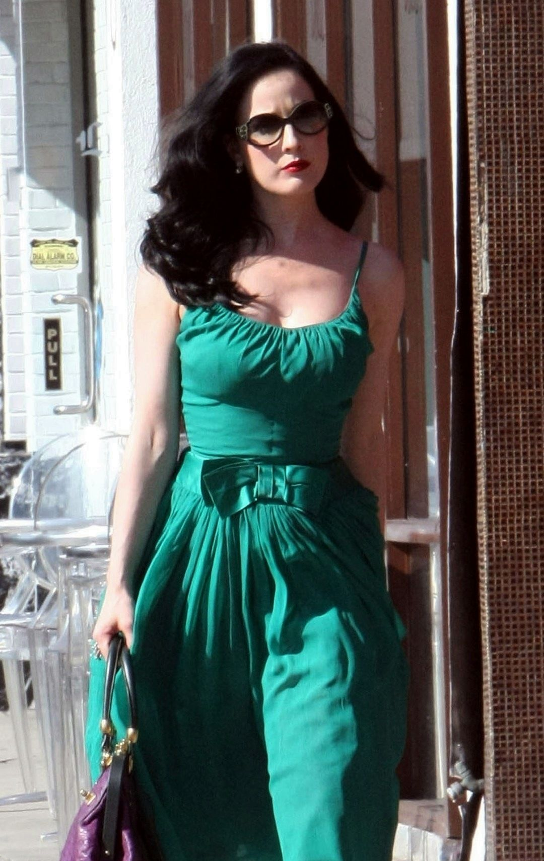 Enchanted By Dita - HQ photos of burlesque star and style icon, Dita ...