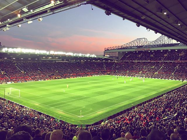 Instagram Photo By Manchester United Apr 21 2016 At 8 24am Utc Manchester United Wallpaper Manchester United Old Trafford
