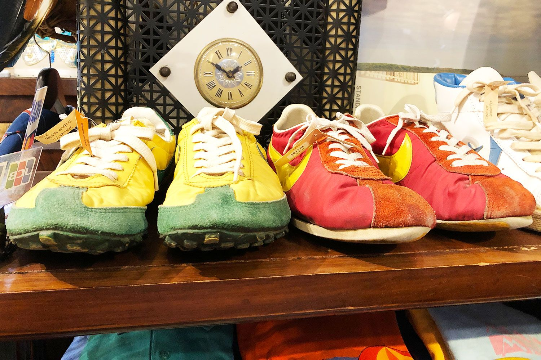 Kyoto, Japan. | Vintage sneakers