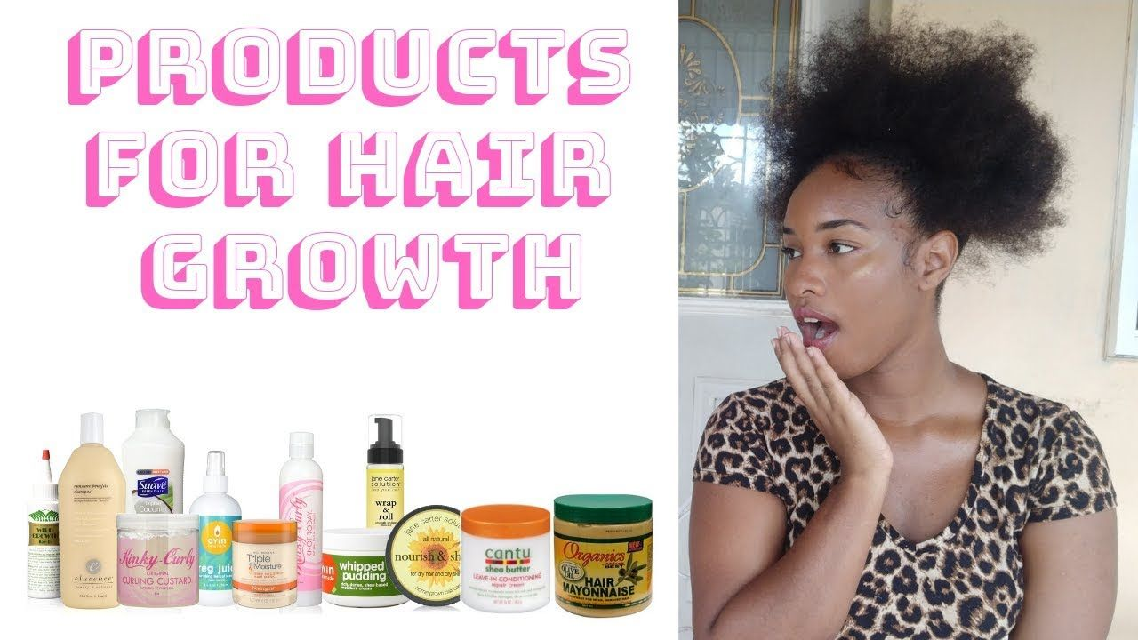 Natural Hair Products For Hair Growth 4c Hair Naturalhairstyles