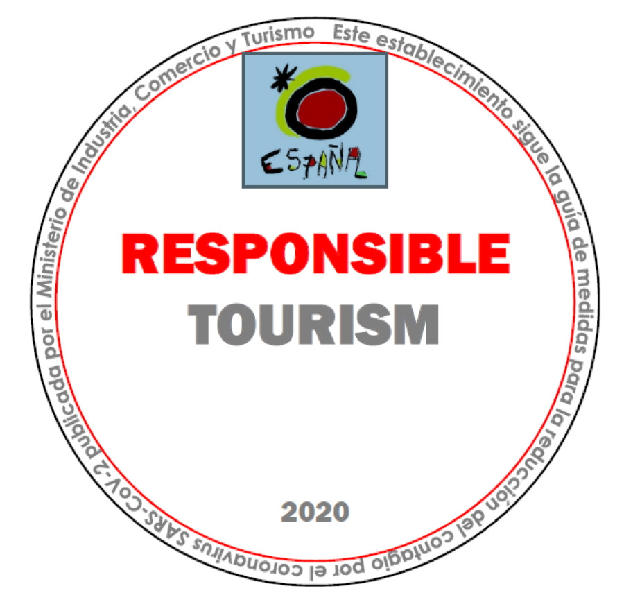 Distintivo 'Responsible Tourism'