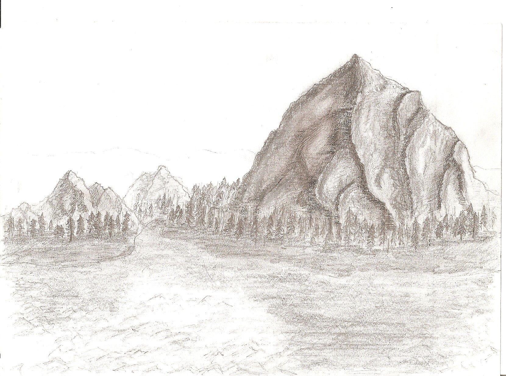 Mountains by Ingrem48 on DeviantArt