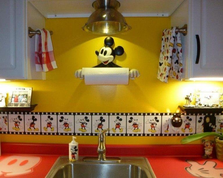 20+ Beautiful Themed Disney Kitchen Gatgets #disneykitchen 20+ Beautiful Themed Disney Kitchen Gatgets #kitchens #kitchendesign #kitchendecorating #disneykitchen