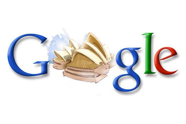 Sydney Opera House Google Art