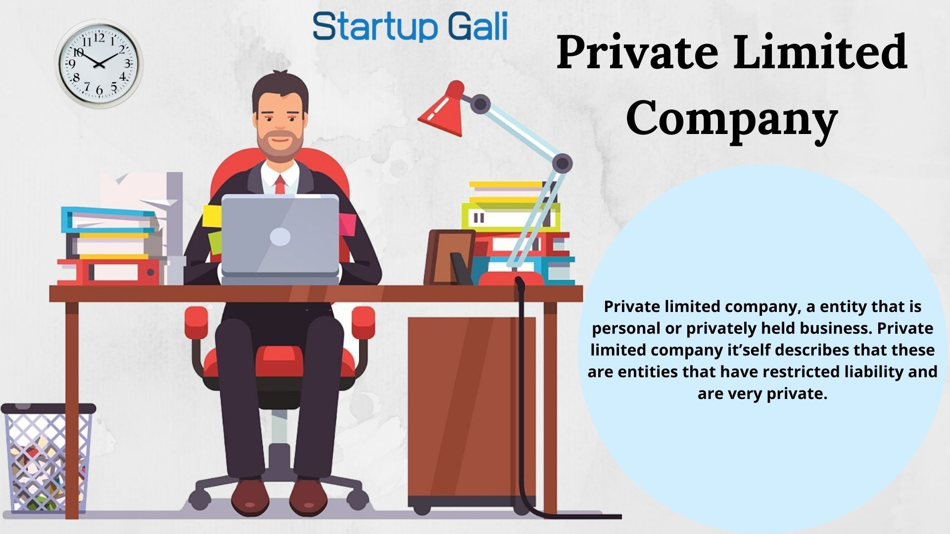 Private Limited Company An Entity That Is Personal Or Privately