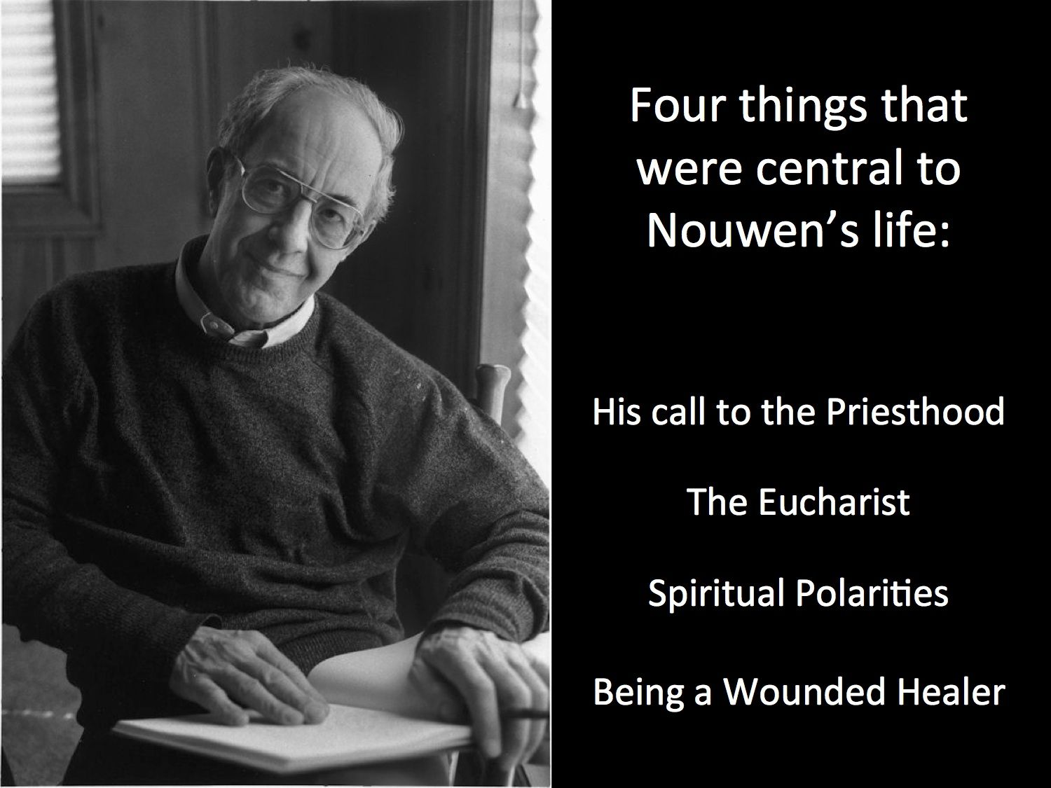 The Wounded Healer Henri Nouwen Pdf