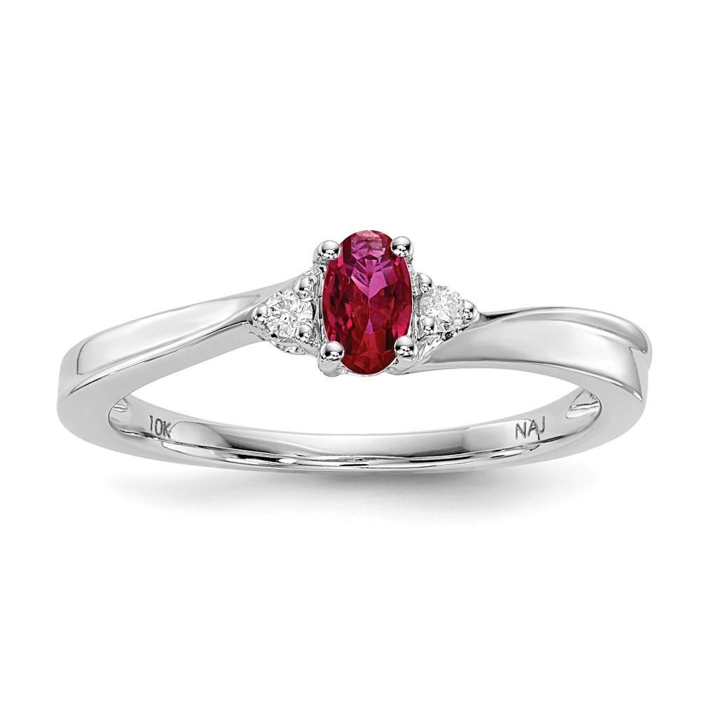 35+ Ruby wedding rings silver ideas