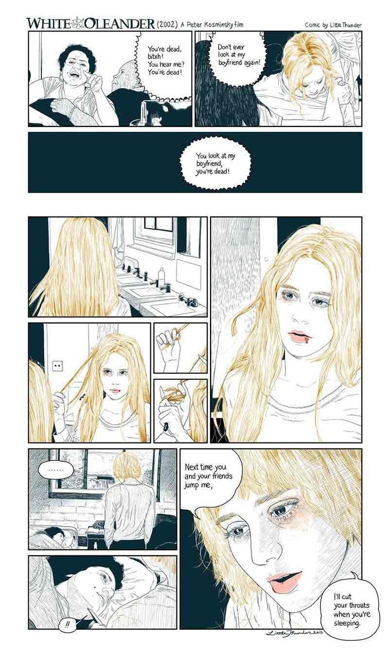 White Oleander (2002) | 門小雷 | 獨家創作 | 博客巡行 | RoadShow 路訊網