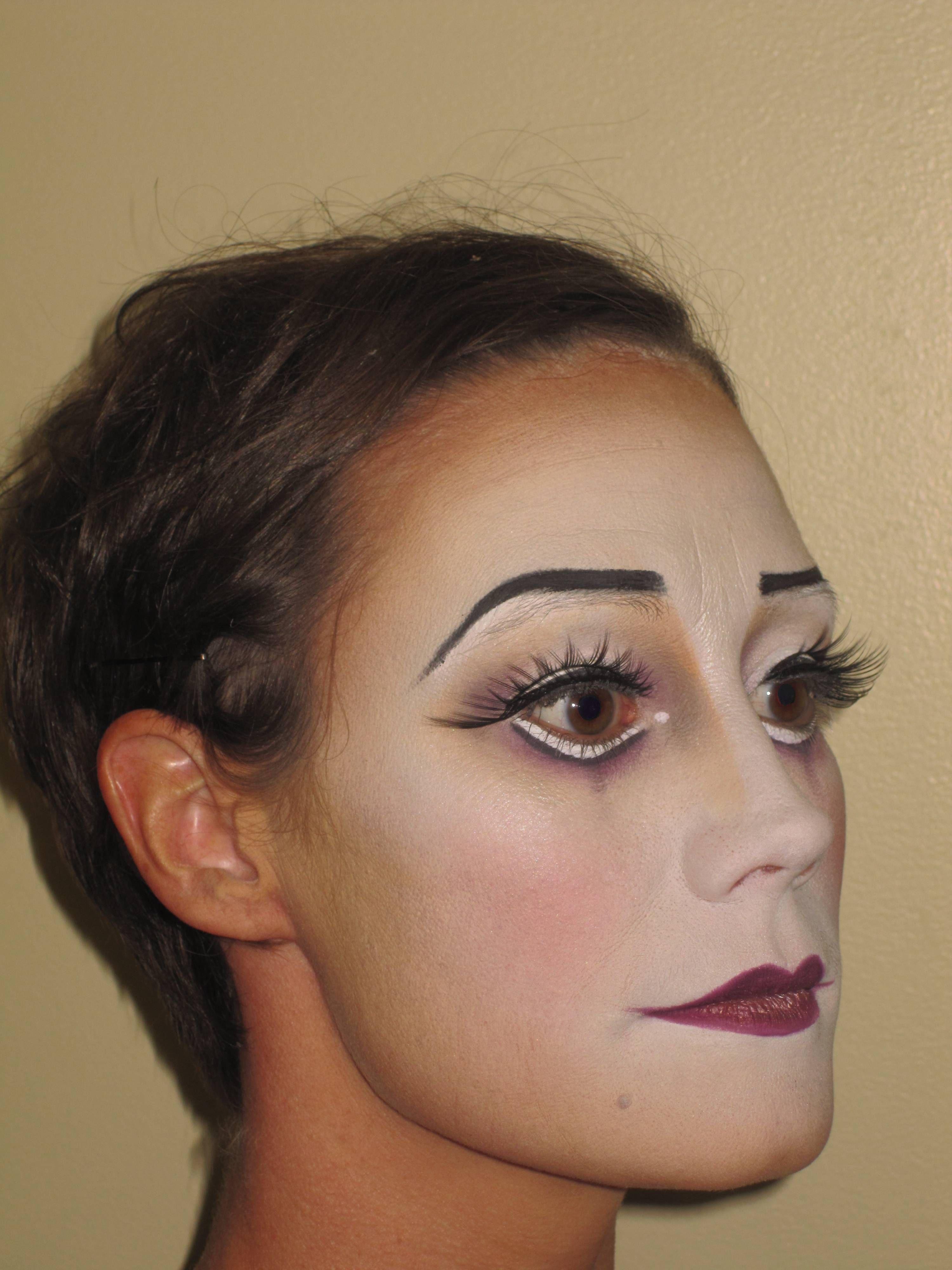 cirque du soleil makeup - Google Search #theatricalmakeup