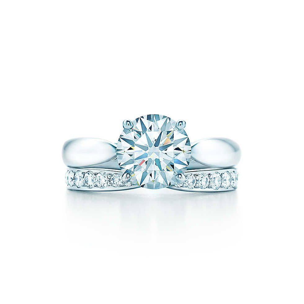 Tiffany harmonyr tiffany engagement and diamond for Tiffany weddings rings