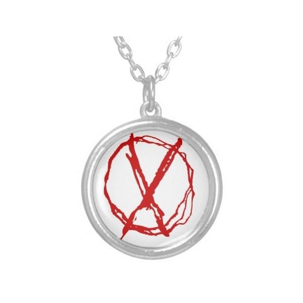 Operator Symbol Pendants 24 Liked On Polyvore Featuring