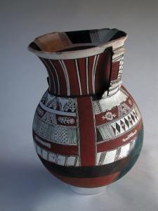 Pot à eau du Niger Musée de Saint-Jean-d'Angély