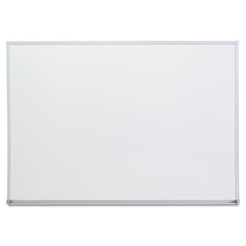 Universal 43624 Dry Erase Board, Melamine, 48w x 36h, Satin-Finished Aluminum Frame Universal http://www.amazon.com/dp/B009R5XLUU/ref=cm_sw_r_pi_dp_QnRnvb10CJR73